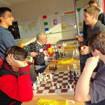 Im Schachclub