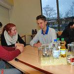 Benjamin Schemaitat informiert über den Beruf des Zerspanungs-Mechaniker