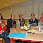 Die Damen vertraten die Velberter betriebe und Einrichtungen